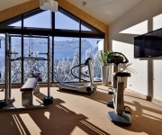 Flaine leasebeack Gym