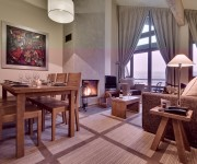 Flaine Leaseback Sitting Room