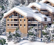 Chalets for sale in the French alps, three valleys, Le-Resort
