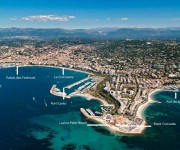 Apartment for sale in Cannes, pointe Croisette,Location